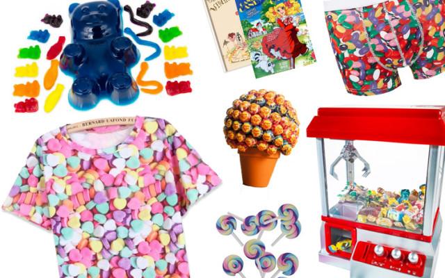 10 regali a tema caramelle da avere a tutti i costi!