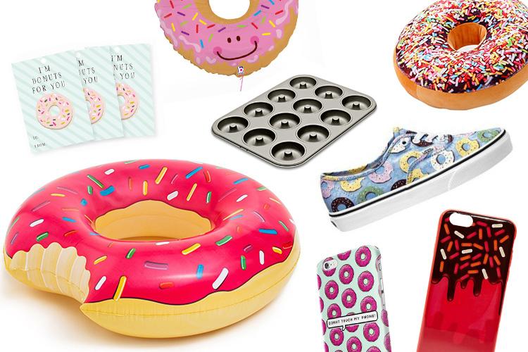 top 10 ciambelle, oggetti