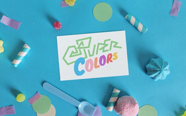 Arriva Super Colors!