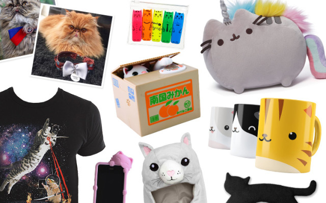 10 regali a tema gattini da avere a tutti i costi!