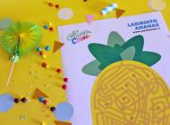 KIT gioco labirinto ananas