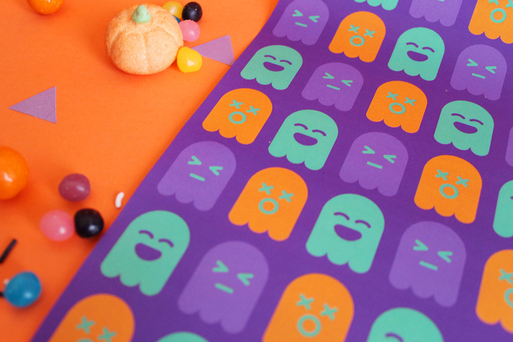 kit-pattern-halloween-fantasmini-pacman-festa-super-colors-scatoline-dolcetto-scherzetto-3