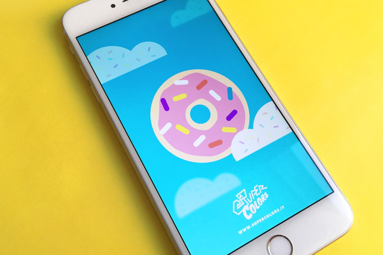 sfondo-ciambelle-telefono-iphone-gratis-super-colors-articolo