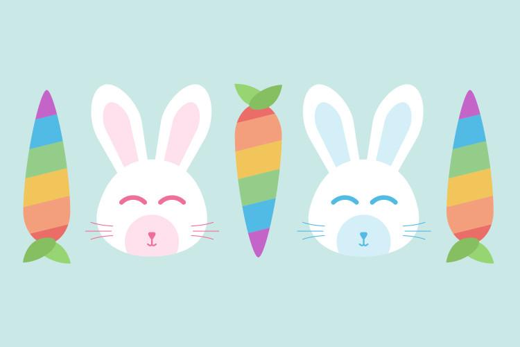 Cover Facebook e Twitter Super Pasqua