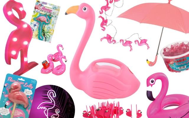 Gli oggetti a tema fenicottero più pazzi dell'estate