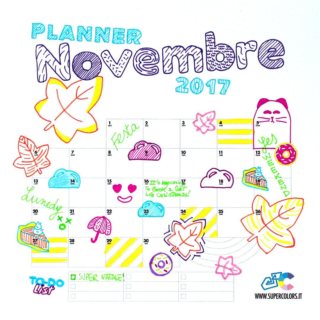 calendario-novembre-2017-da-stampare-versione-coloring-planner-novembre-2017-supercolors-quadrato-min