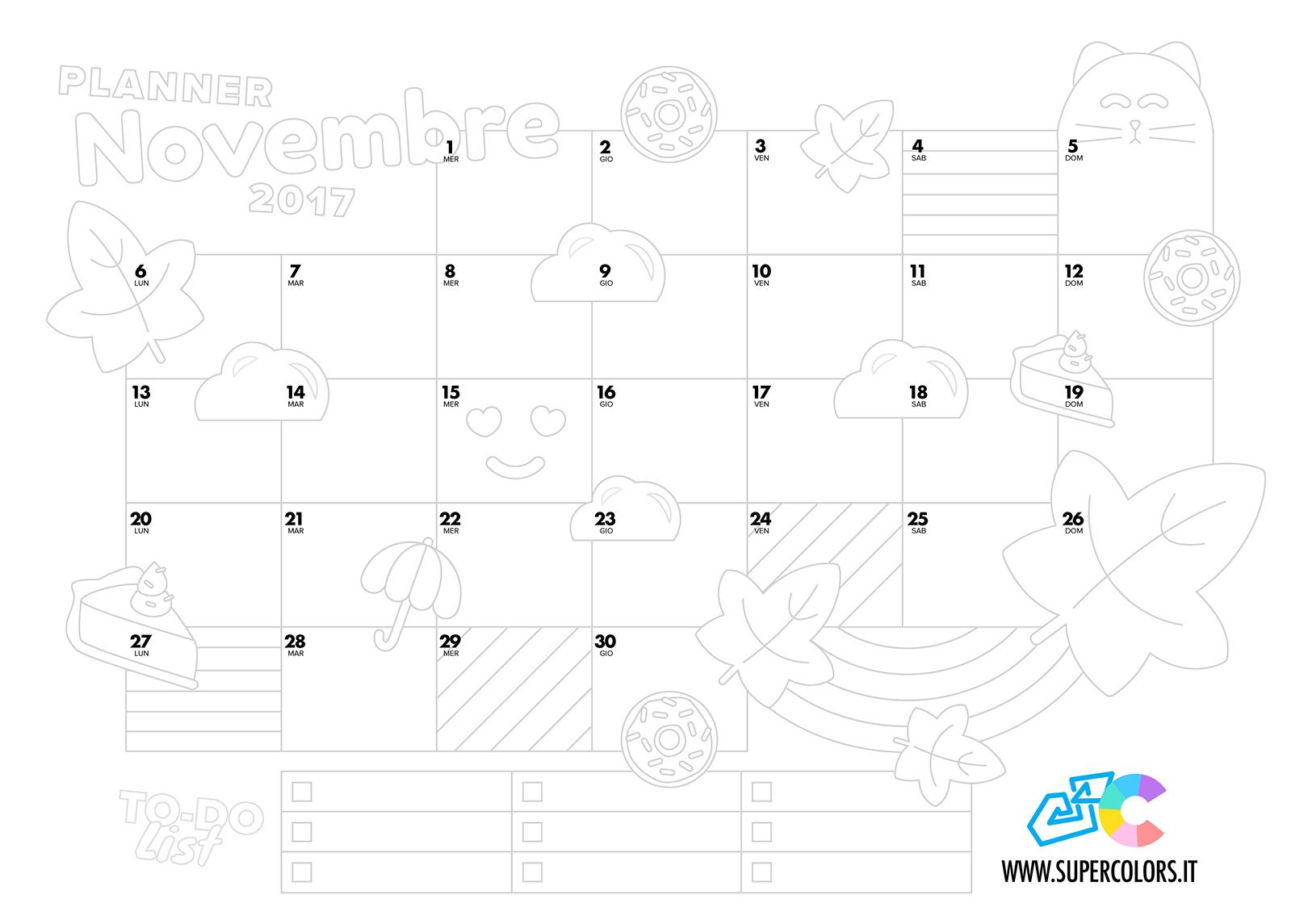 calendario-novembre-2017-da-stampare-versione-coloring-planner-novembre-2017-supercolors-ret-bassa