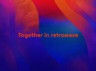 Together in Retrowave playlist su Spotify