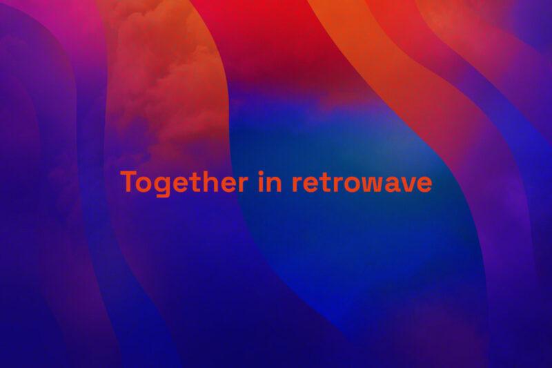 Together in Retrowave