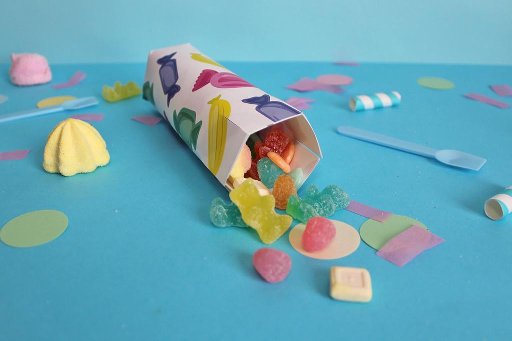 kit carta caramelle