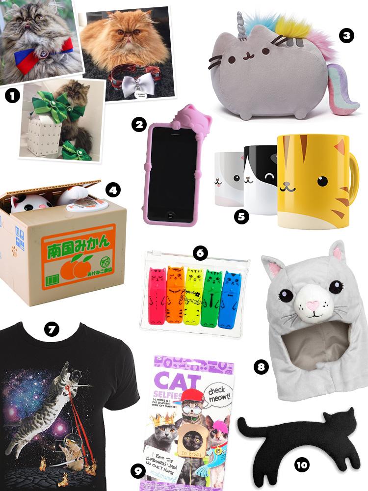 top-10-regali-tema-gattini