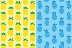 carta-da-regalo-pattern-ananas-pineapple-supercolors