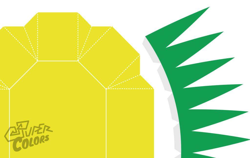 kit-template-ananas-pinata-supercolors-anteprima