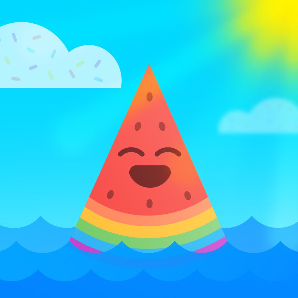quadrato-anguria-arcobaleno-super-colors