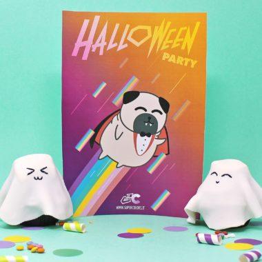 Locandina-carlino-halloween-vampiro-super-colors-copertina-min