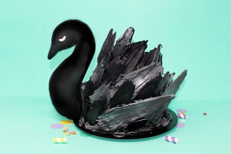 torta-cigno-nero-super-colors-paintbrush-cake-black-swan-mint-min